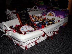 Chokolade og guf hører til!